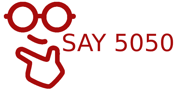 Say5050 | Home