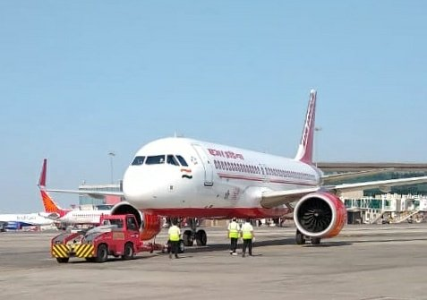 Air India says 'carried' 170 tonnes medical cargo from Shanghai, Hong Kong in 10 days
