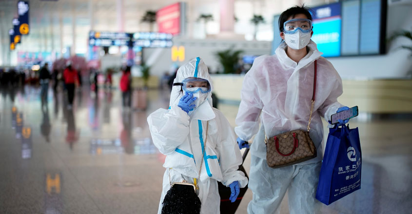 China's Wuhan lockdown ends, but local coronavirus cases rise across the country