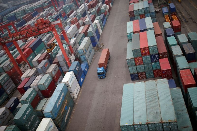 South Korea's exports suffer worst slump in 11 years as pandemic shatters world trade
