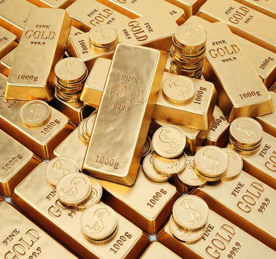Gold Up, Looks to End Week With Third Consecutive Weekly Gain
