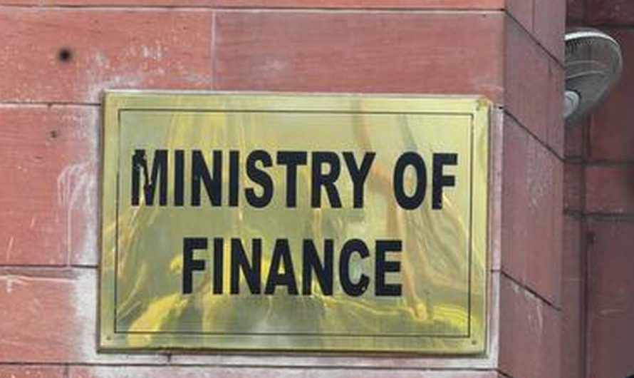 Finance Ministry releases Rs 9,871 crore to 17 states as grant